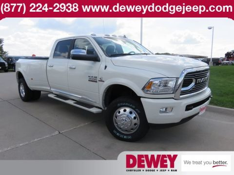 2018 dodge longhorn 3500. brilliant 2018 new 2017 ram 3500 limited crew cab 4x4 8u0027 box with 2018 dodge longhorn