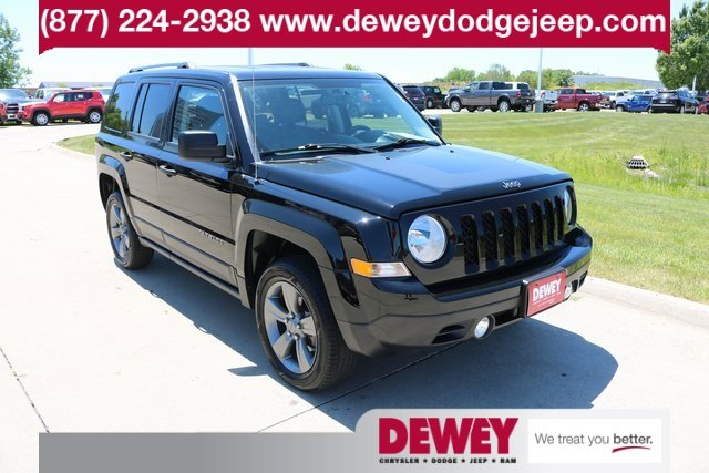Certified Pre-Owned 2017 Jeep Patriot Sport SE