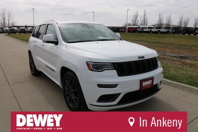 Certified Pre-Owned 2020 Jeep Grand Cherokee High Altitude