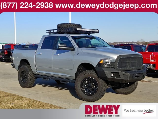 872ef91891 New 2018 RAM 1500 Big Horn Crew Cab in Ankeny  D18718
