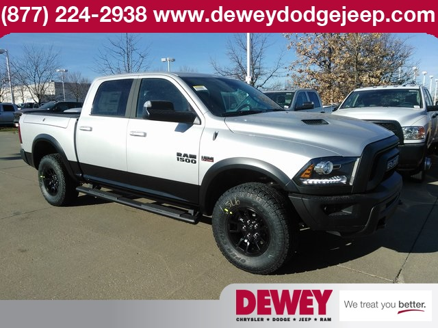 new 2018 ram 1500 rebel crew cab in ankeny d18514 dewey. Black Bedroom Furniture Sets. Home Design Ideas