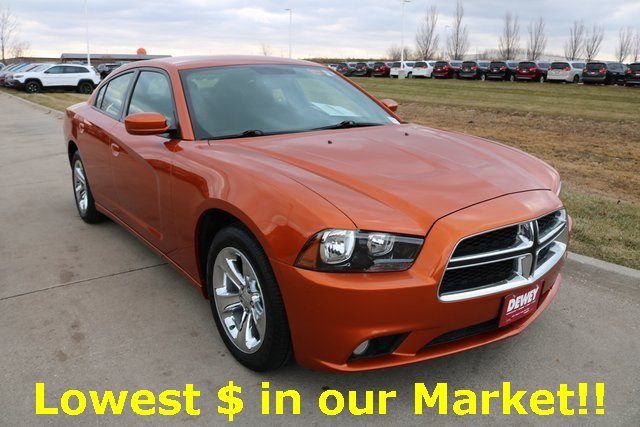 Pre-Owned 2011 Dodge Charger Rallye