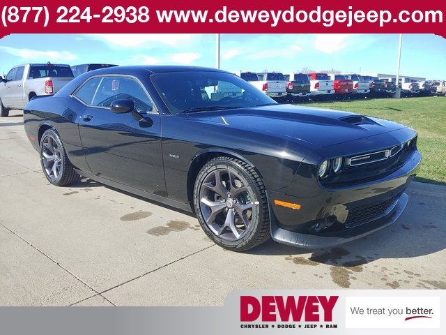 New 2019 DODGE Challenger R/T