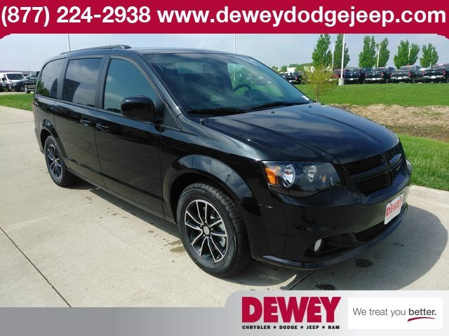 New 2018 Dodge Grand Caravan Sxt Penger Van In Ankeny D18997 Dewey Chrysler Jeep Ram
