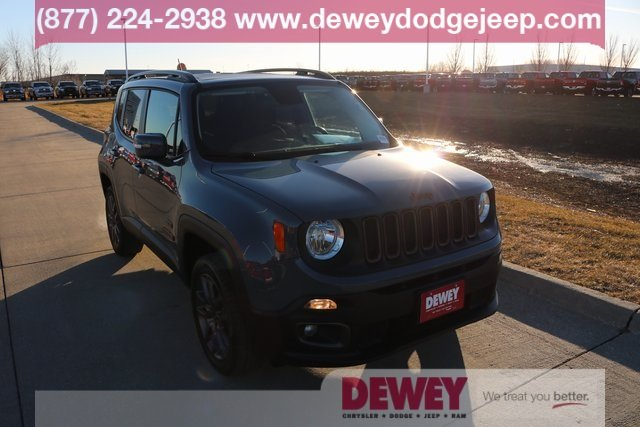 Certified Pre-Owned 2016 Jeep Renegade 75th Anniversary