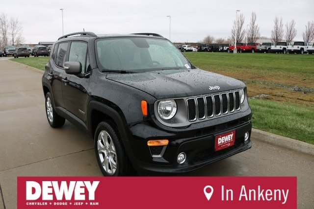 Certified Pre-Owned 2019 Jeep Renegade Limited