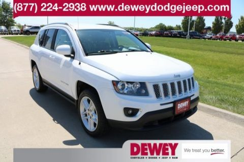 Certified Pre-Owned 2015 Jeep Compass Limited