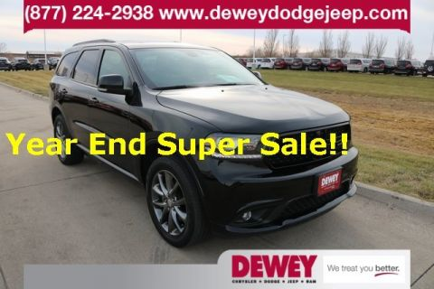 Certified Pre-Owned 2017 Dodge Durango GT