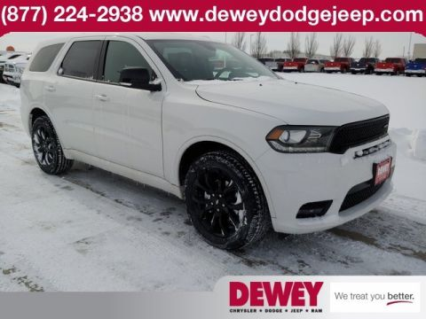 New 2019 DODGE Durango GT Plus