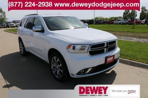 Certified Pre-Owned 2018 Dodge Durango Citadel Anodized Platinum