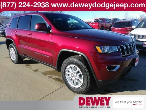 New Jeep Grand Cherokee In Ankeny Dewey Chrysler Dodge