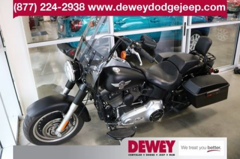 Pre-Owned 2012 Harley Davidson Fat Boy Lo