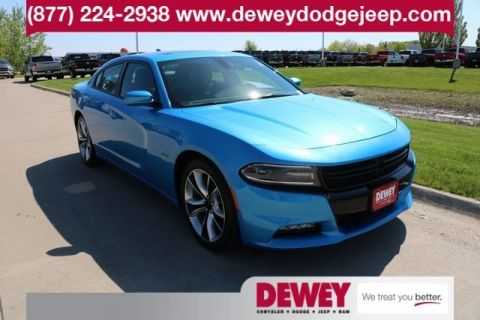 Certified Pre-Owned 2016 Dodge Charger Road/Track