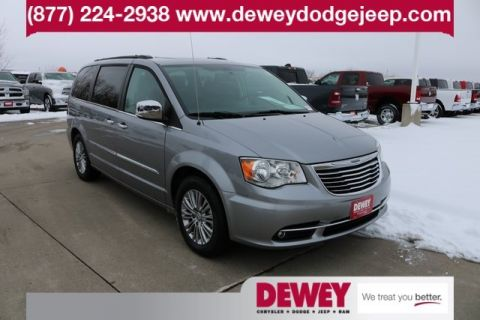 Certified Pre-Owned 2016 Chrysler Town & Country Touring-L Anniversary Edition